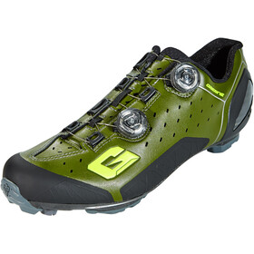 Gaerne Carbon G.Sincro Cycling Shoes Herre forest green
